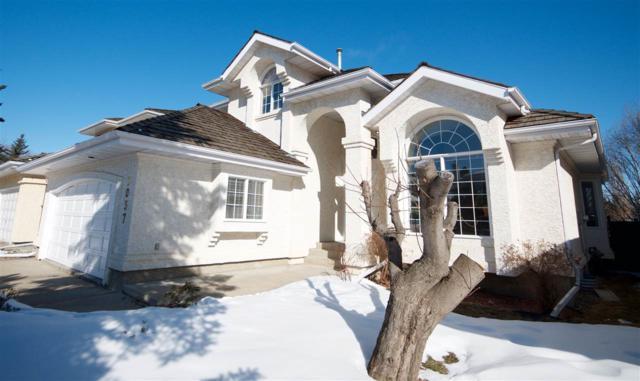 1037 Falconer Road NW, Edmonton, AB T6R 2C9 (#E4102458) :: The Foundry Real Estate Company