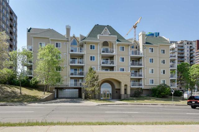 406 9640 105 Street NW, Edmonton, AB T5K 0Z7 (#E4102610) :: The Foundry Real Estate Company