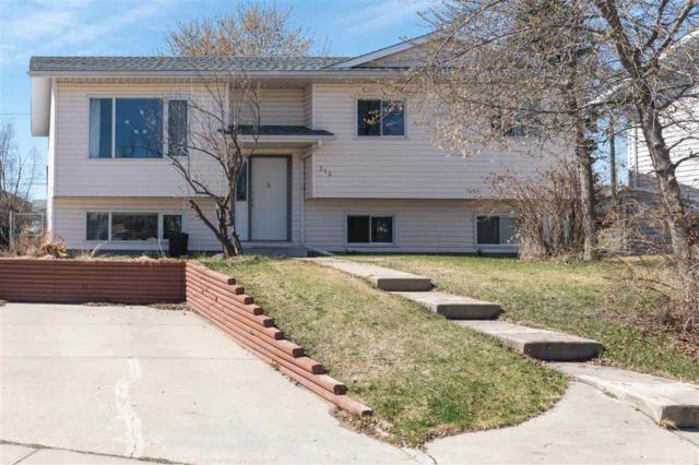 213 22 Street, Cold Lake, AB T9M 1E7 (#E4102620) :: The Foundry Real Estate Company