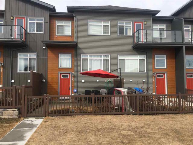 55 7503 Getty Gate, Edmonton, AB T5T 4S8 (#E4103068) :: The Foundry Real Estate Company