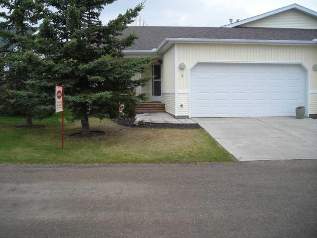 4 Village Lane, Rural Wetaskiwin County, AB T0C 2V0 (#E4103133) :: The Foundry Real Estate Company