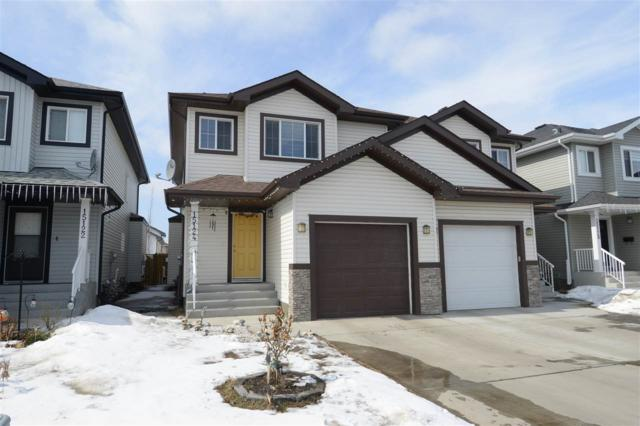 15124 31 Street, Edmonton, AB T5Y 0S3 (#E4103507) :: The Foundry Real Estate Company