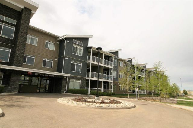 305 279 Wye Road, Sherwood Park, AB T8B 0A7 (#E4103615) :: The Foundry Real Estate Company
