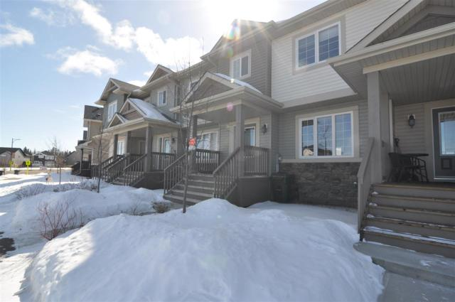 327 Nelson Drive, Spruce Grove, AB T7X 0N9 (#E4103674) :: The Foundry Real Estate Company