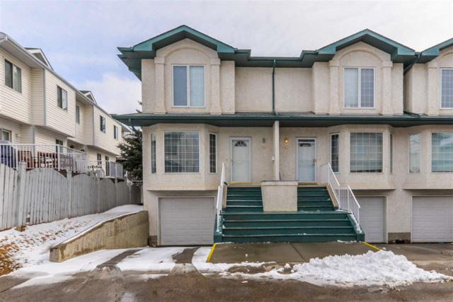 15 15128 22 Street NW, Edmonton, AB T5Y 2W5 (#E4104228) :: The Foundry Real Estate Company