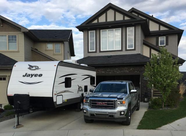7351 Getty Heath NW, Edmonton, AB T5T 4L2 (#E4104825) :: The Foundry Real Estate Company