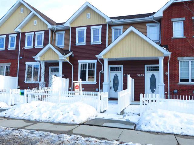 5163 Terwillegar Boulevard, Edmonton, AB T6R 0S3 (#E4104858) :: The Foundry Real Estate Company