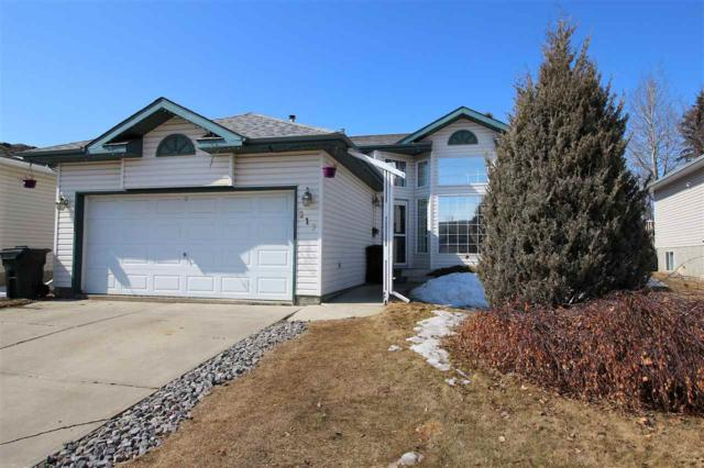 217 Lakeland Drive, Spruce Grove, AB T7X 3W6 (#E4105026) :: The Foundry Real Estate Company