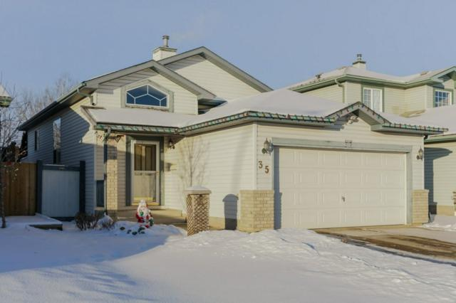 35 Landsdowne Drive, Spruce Grove, AB T7X 3Y4 (#E4105545) :: The Foundry Real Estate Company