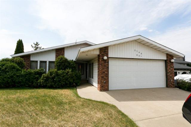3748 65 Street NW, Edmonton, AB T6L 1H6 (#E4105728) :: The Foundry Real Estate Company