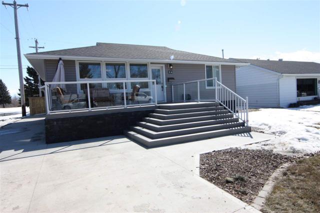 24 Lowe Avenue, Fort Saskatchewan, AB T8L 2L1 (#E4105795) :: The Foundry Real Estate Company