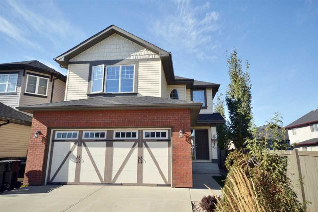 331 Ascott Crescent, Sherwood Park, AB T8H 0A8 (#E4106104) :: The Foundry Real Estate Company