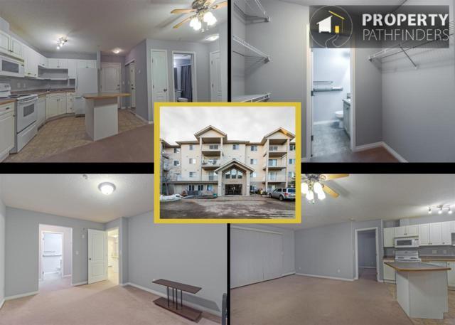 117 12550 140 Avenue NW, Edmonton, AB T5X 6J4 (#E4107562) :: The Foundry Real Estate Company