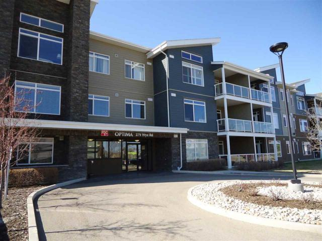 107 279 Wye Road, Sherwood Park, AB T8B 0A7 (#E4107731) :: The Foundry Real Estate Company