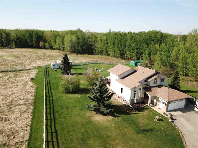 45 54120 RGE RD 12 RD, Rural Parkland County, AB T7Y 0A5 (#E4108891) :: The Foundry Real Estate Company
