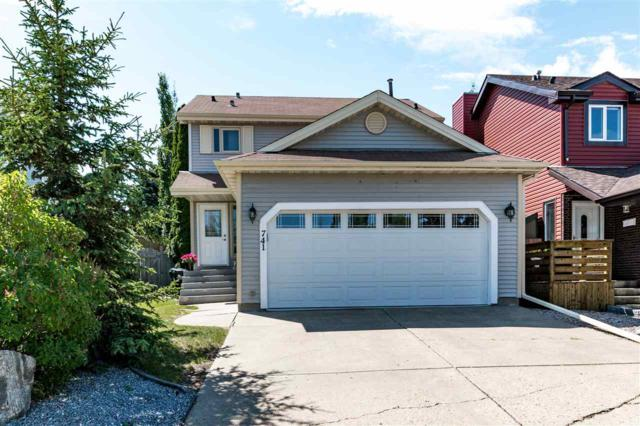 741 Wells Point Lane, Sherwood Park, AB T8A 4H8 (#E4110383) :: The Foundry Real Estate Company