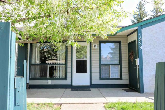 1929 Saddleback Road, Edmonton, AB T6J 5M9 (#E4110771) :: The Foundry Real Estate Company