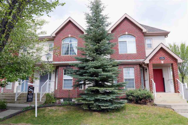 4706 Terwillegar Common, Edmonton, AB T6R 3H5 (#E4110977) :: The Foundry Real Estate Company