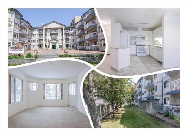 104 13450 114 Avenue, Edmonton, AB T5M 4C4 (#E4111040) :: The Foundry Real Estate Company