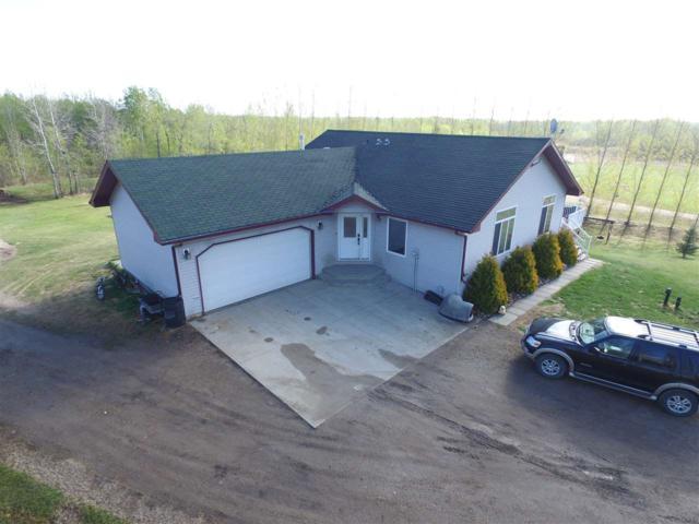 10 54013 Range Road 30, Rural Lac Ste. Anne County, AB T0E 1V0 (#E4112042) :: Müve Team | RE/MAX Elite