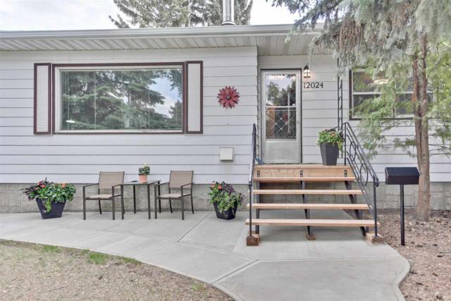 12024 129 Street, Edmonton, AB T5L 1G9 (#E4113399) :: The Foundry Real Estate Company