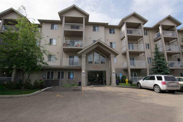 319 12550 140 Avenue NW, Edmonton, AB T5X 6J4 (#E4113785) :: The Foundry Real Estate Company