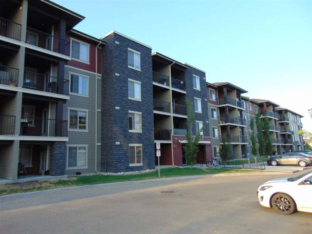 107 12025 22 Avenue, Edmonton, AB T6W 2Y1 (#E4114863) :: The Foundry Real Estate Company