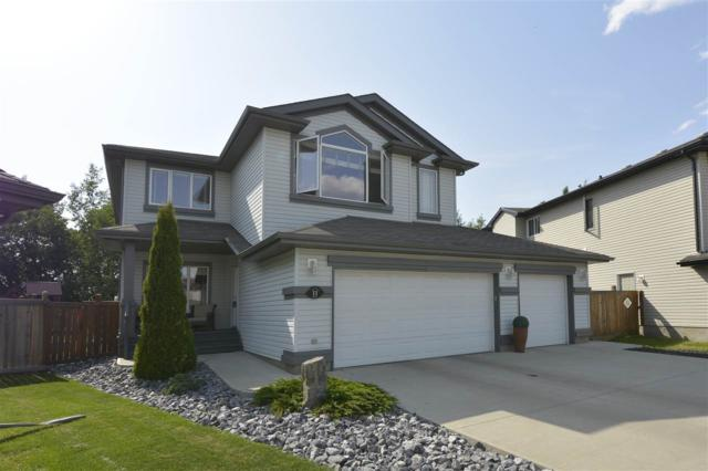 11 Ellesboro Close, St. Albert, AB T8N 3L4 (#E4115193) :: The Foundry Real Estate Company