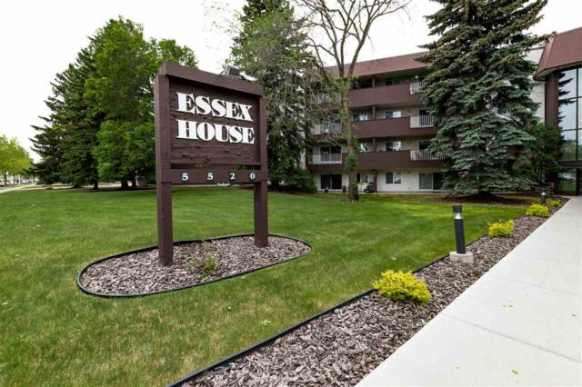 418 5520 Riverbend Road, Edmonton, AB T6H 5G9 (#E4115578) :: The Foundry Real Estate Company