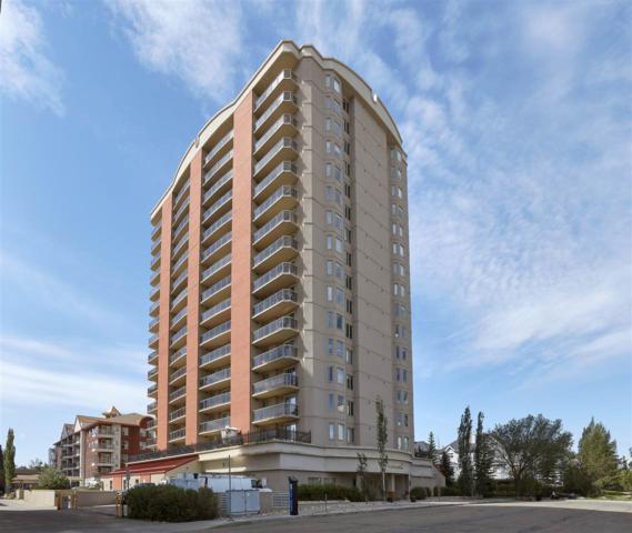 1406 10909 103 Avenue, Edmonton, AB T5K 2W7 (#E4116131) :: The Foundry Real Estate Company