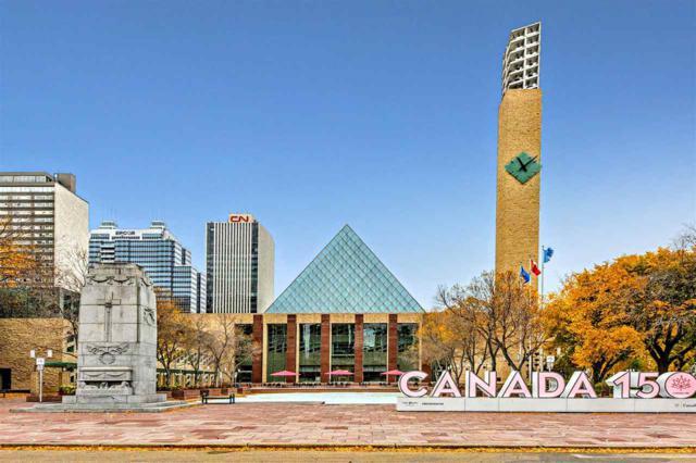 206 10024 Jasper Avenue NW, Edmonton, AB T5J 1R9 (#E4116161) :: The Foundry Real Estate Company