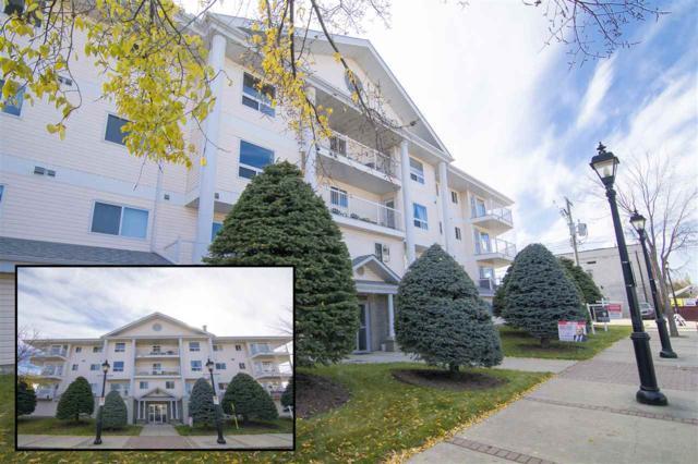 202 4914 53 Avenue, Stony Plain, AB T7Z 1S6 (#E4116736) :: The Foundry Real Estate Company