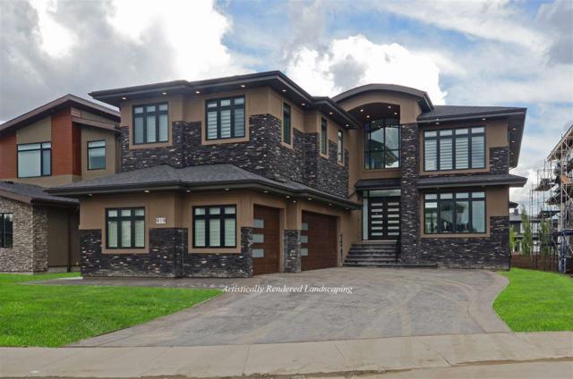 919 Wood Place, Edmonton, AB T6W 3G8 (#E4117347) :: GETJAKIE Realty Group Inc.