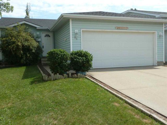 24 Bridgeview Crescent, Fort Saskatchewan, AB T8L 4J4 (#E4117729) :: The Foundry Real Estate Company
