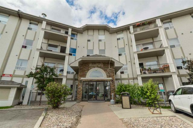 2314 320 Clareview Station Drive, Edmonton, AB T5Y 0E5 (#E4119124) :: The Foundry Real Estate Company