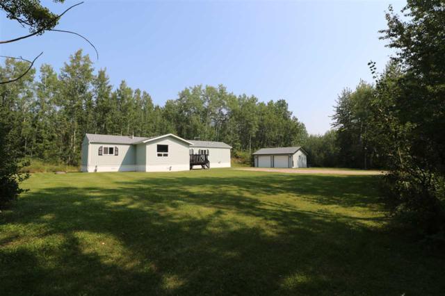 300 54126 Range Road 30, Rural Lac Ste. Anne County, AB T0E 1V0 (#E4119358) :: The Foundry Real Estate Company