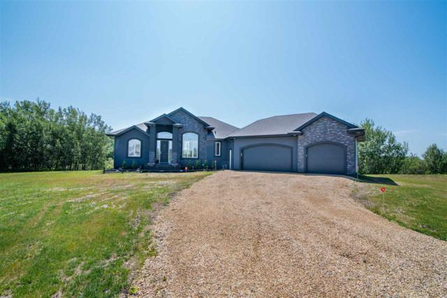 111 50072 RR 205, Rural Camrose County, AB T0B 2M1 (#E4120873) :: The Foundry Real Estate Company
