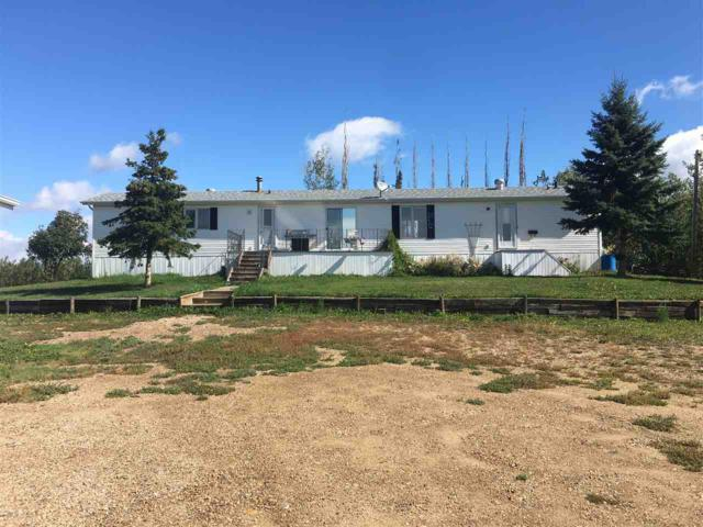 214 20440 Twp Rd 500 (Grouse Meadows), Rural Camrose County, AB T0B 2M0 (#E4121188) :: The Foundry Real Estate Company