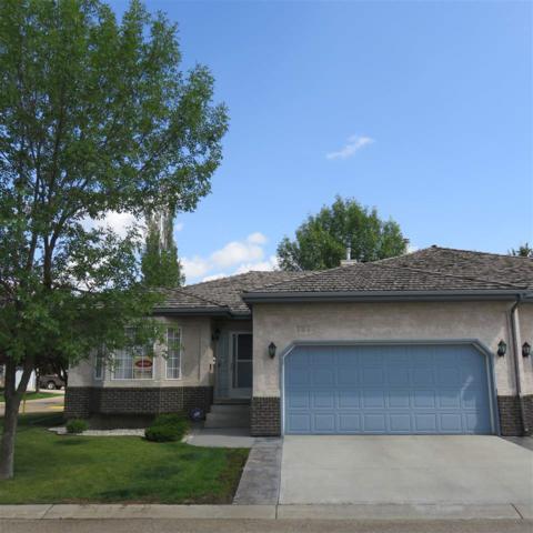 127 215 Blackburn Drive E, Edmonton, AB T6W 1B9 (#E4121365) :: The Foundry Real Estate Company