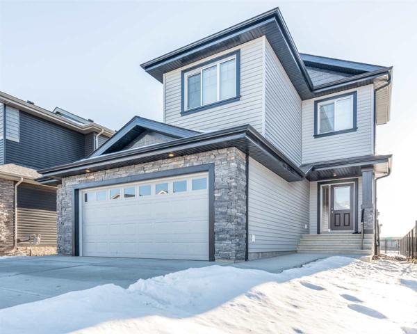3707 48 Avenue, Beaumont, AB T4X 2B6 (#E4123052) :: The Foundry Real Estate Company