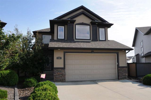 16 Havenwood Court, Spruce Grove, AB T7X 0G7 (#E4123197) :: The Foundry Real Estate Company