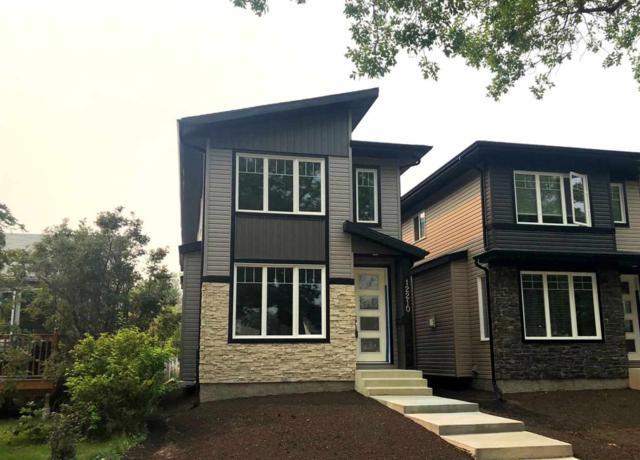 12210 124 Street, Edmonton, AB T5L 0N2 (#E4123318) :: The Foundry Real Estate Company