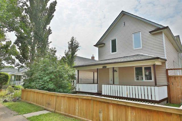 11926 95A Street, Edmonton, AB T5G 1R5 (#E4124374) :: The Foundry Real Estate Company
