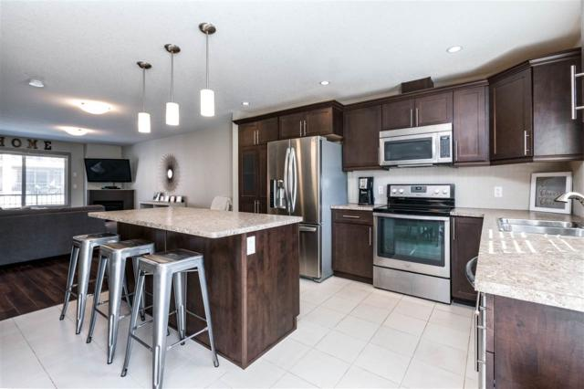 705 401 Palisades Way, Sherwood Park, AB T8H 0R7 (#E4124469) :: The Foundry Real Estate Company