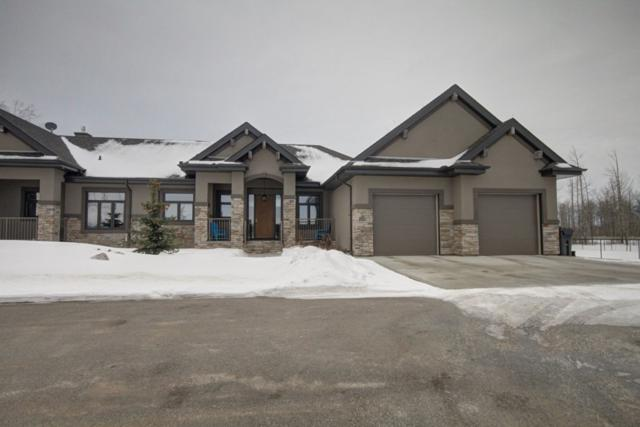 5A 53521 Range Road 272, Rural Parkland County, AB T7X 3M5 (#E4124627) :: The Foundry Real Estate Company
