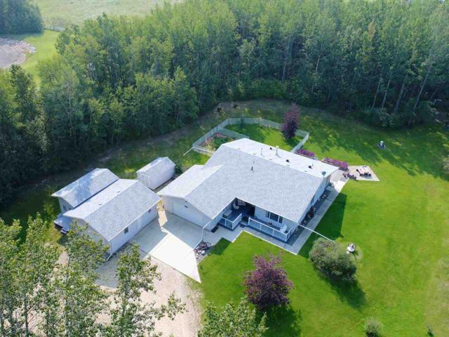 1 54120 Rge Rd 12 Road, Rural Parkland County, AB T7Y 0A5 (#E4125588) :: The Foundry Real Estate Company