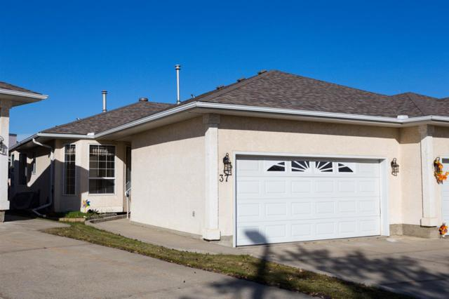 37 14428 Miller Boulevard, Edmonton, AB T5Y 2Y6 (#E4125646) :: The Foundry Real Estate Company