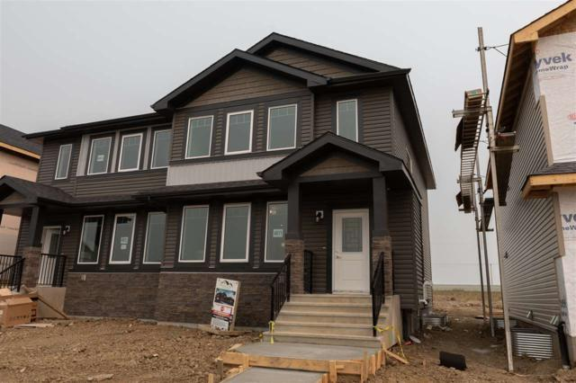 4611 36 Street, Beaumont, AB T4X 2C3 (#E4126270) :: The Foundry Real Estate Company