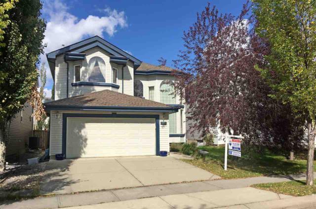 605 Hodgson Road, Edmonton, AB T6R 3M2 (#E4126466) :: The Foundry Real Estate Company
