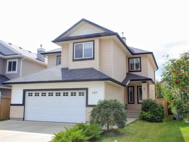 127 Rue Marquet Street, Beaumont, AB T4X 1W3 (#E4126890) :: The Foundry Real Estate Company
